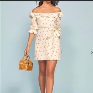 NWT Reformation Indio dress